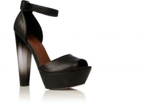 Miss KG Hello! Kurt Geiger Hello! Miss KG black ankle strap platform heel black ankle strap sandal black high heel Kurt Geiger 2011