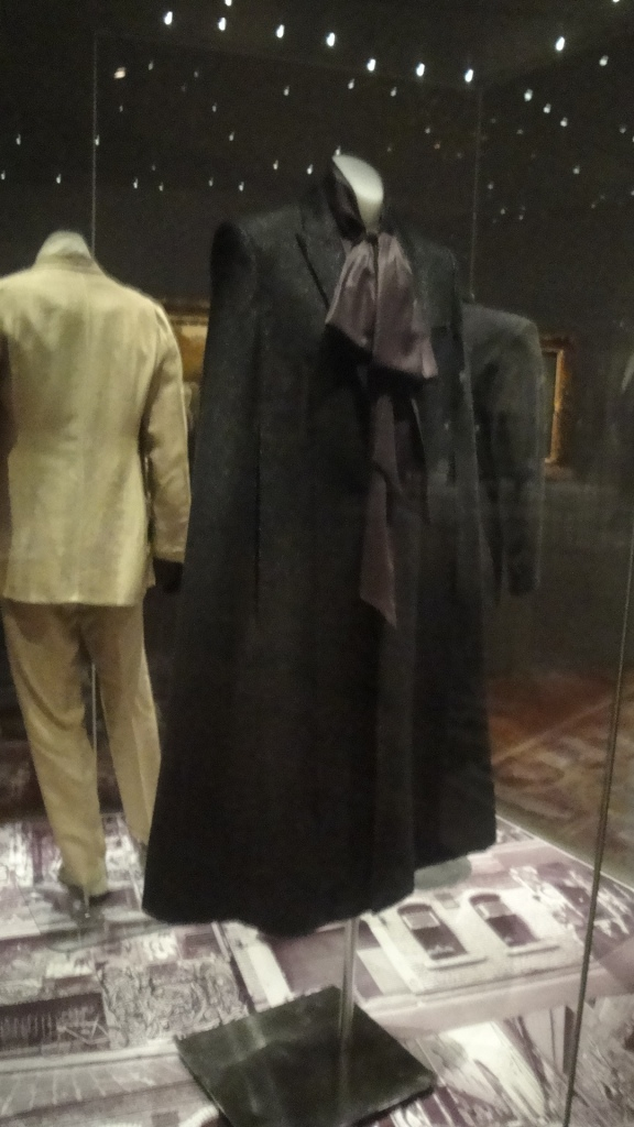 Dior Homme cape ManStyle exhibition ManStyle NGV International Melbourne Menswear exhibition Melbourne