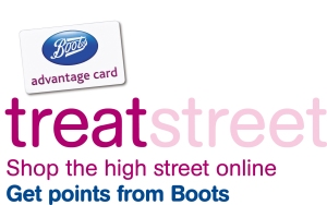 Boots Treat Street Fashion Fortnight Boots Advantage Card