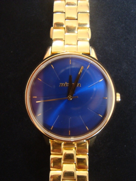 Nixon Kensington watch Nixon watches Nixon Kensington blue gold Nixon Kensington womens watch