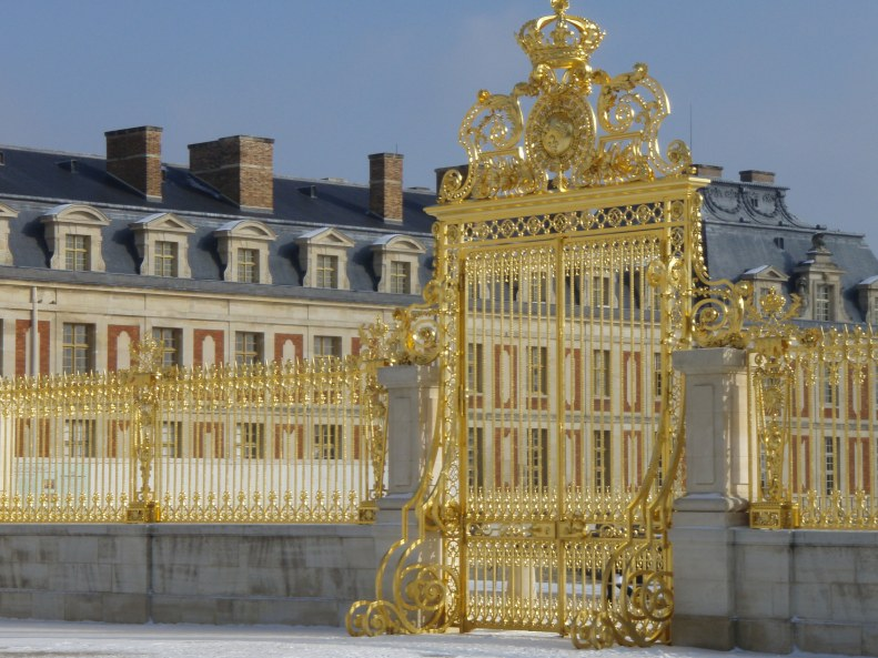 Palace Of Versailles Marie Antoinette 2011 Paris France