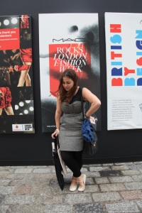 London Fashion Week SS12 street style Today Im Wearing