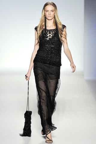 Alberta Ferretti SS12 Great Gatsby September Milan 2011 fashion week