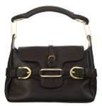 Brown Jimmy Choo Handbag - Samantha Cameron 1