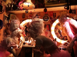 Djinn76 Fortnum Christmas window