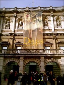 Degas ballet art exhibition Royal Academy London Impressionism