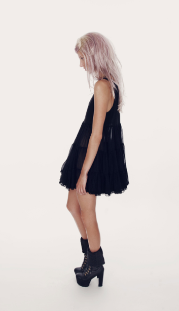 Wildfox White label Pony Tale collection SS12 Wildfox Couture SS12 Wildfox while label spring 2012