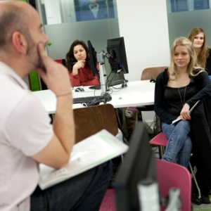 Fashion journalism 2 short course at LCF london college of fashion