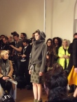Christopher Raeburn presentation AW12 Christopher Raeburn Freeze AW12 London Fashion Week 2012 London Fashion Week AW12-13 Topshop New Gen Christopher Raeburn New Gen sponsor christopher raeburn project catwalk christopher raeburn 2012 Raeburn Freeze
