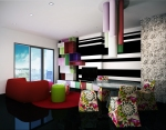 MISSONIHOME for Acqua Livingstone Missoni apartments Missoni residential buildings Missoni building Philipines Missoni building Manila Missoni falts Missoni luxury houses Missoni hotels MissoniHome project