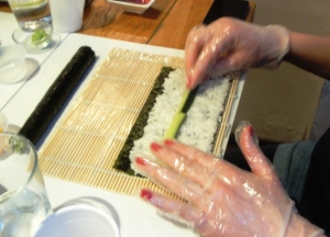 sushi making class how do you make sushi sushi-making in London sushi class London sushi lessons London sushi class Groupon how to make uramaki sushi how to make ngiri sushi how to make maki sushi rolls