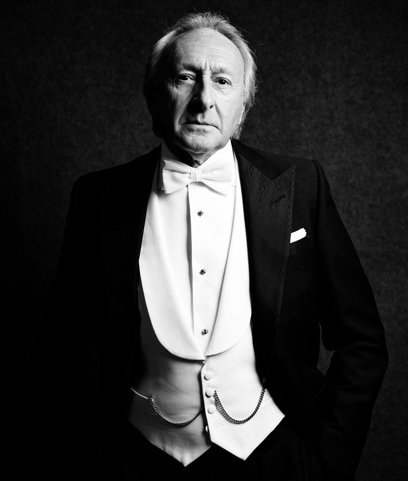 Harold Tillman CBE chairman of the british fashion council Drapers Next Generation Academy event 2012