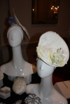 Louis Mariette hats Louis Mariette wedding accessories Louis Mariette bridal collection