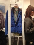 Blue mens coat blue mens Topman jacket Topman General Store Covent Garden Topman General Store Seven Dials Covent Garden Topman General Store London Topman General Store central London Topman General Store Covent Garden 2012 Topshop mens shop Topshop Men Store Topman store Topman Covent Garden