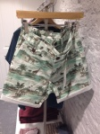 Animal print mens shorts giraffe palm print shorts Topman General Store Covent Garden Topman General Store Seven Dials Covent Garden Topman General Store London Topman General Store central London Topman General Store Covent Garden 2012 Topshop mens shop Topshop Men Store Topman store Topman Covent Garden