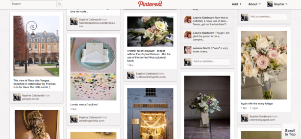 Pinterest wedding planning wedding pinboard wedding ideas how to plan a wedding