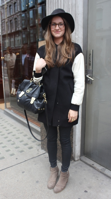 Molly from Shine Communications fashion PR fashion blogger style Manchester fashion blogger 2012