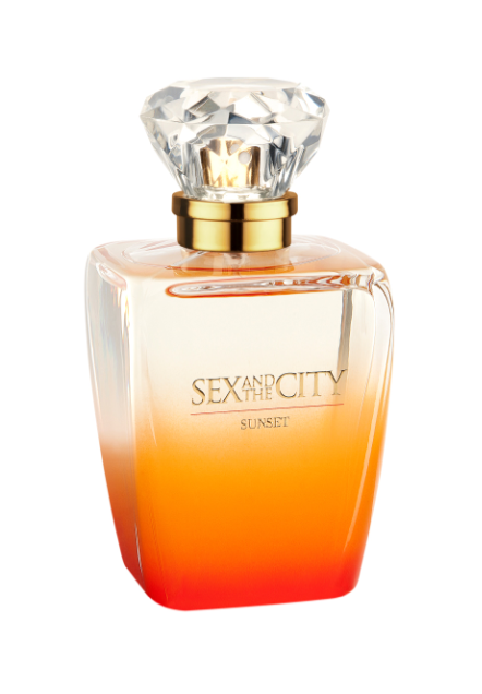 Sex and The City perfume HBO store HBO Sex and the city perfume
