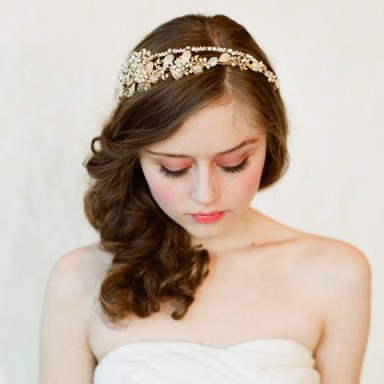 twigs and honey wedding hairband wedding tiara wedding jewellery