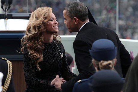 Beyonce lip-sync scandal, President Obama, Inauguration