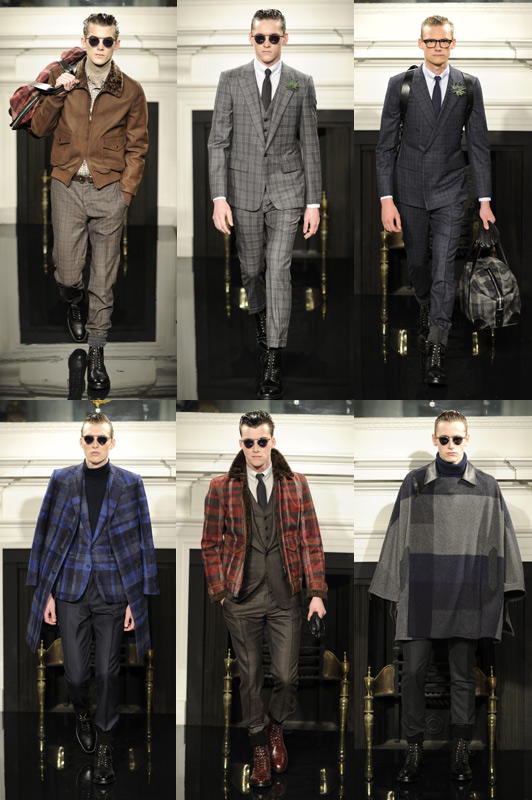 Hardy Amies, London Collections: Mens