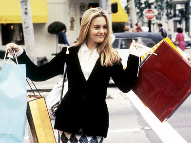 Cher Horowitz style icon cher Clueless cher nineties Cher Clueless fashion 2013
