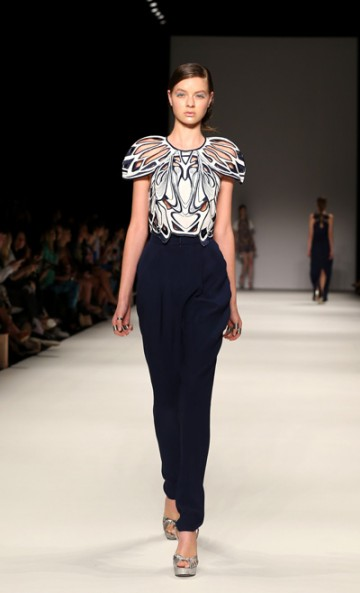 Alice McCall, SS13, Australia Fashion Week