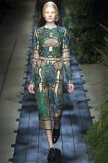 Burberry, catwalk, SS14, London Fashion Week